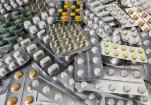 Pharmaceuticals pills medicine